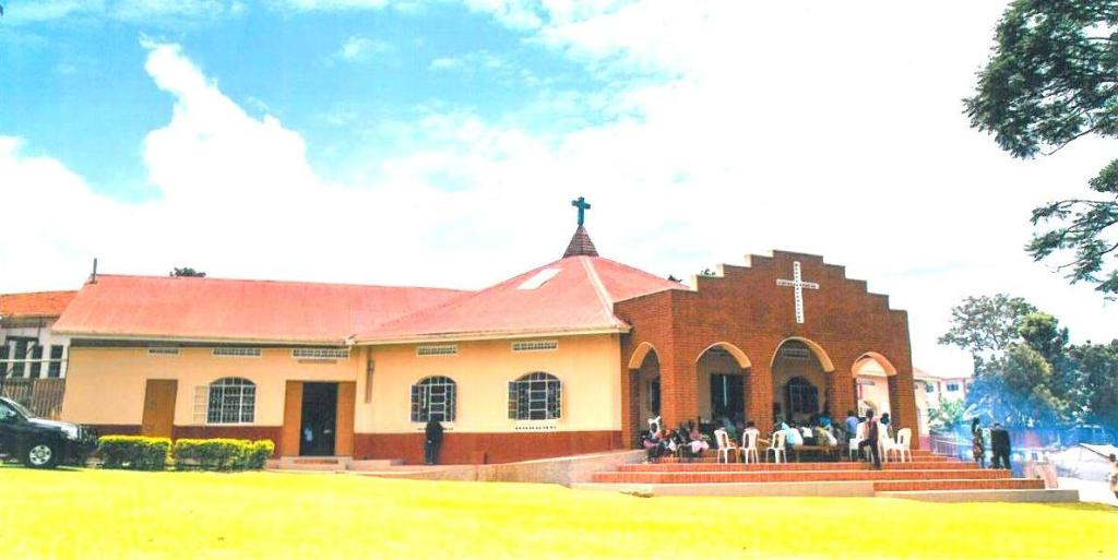 Welcome to St Luke's Chapel Mulago Hospital